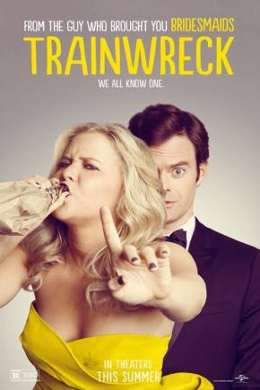 Trainwreck is definitely not a trainwreck