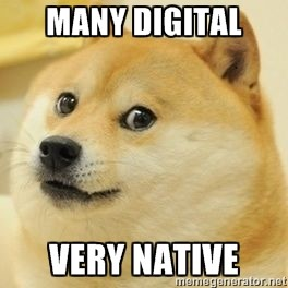 'Digital natives': How far does this trope really get us?